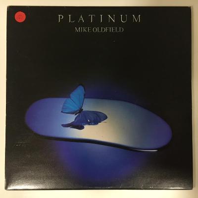 Mike Oldfield – Platinum - LP vinyl