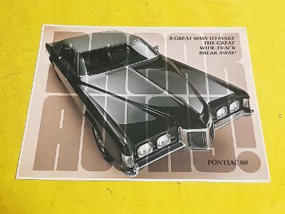 --- Pontiac 1969 ------------------------------------------------- USA