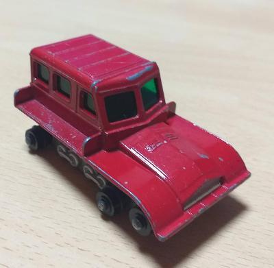 Matchbox-35B Snow Tractor