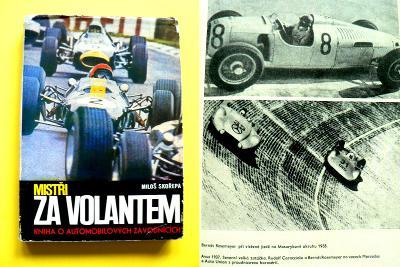 Mistři za volantem MERCEDES Bugatti  Chiron Junková Caracciola (1969)
