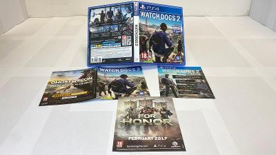 Hra PS4 / Playstation 4  Watch Dogs 2