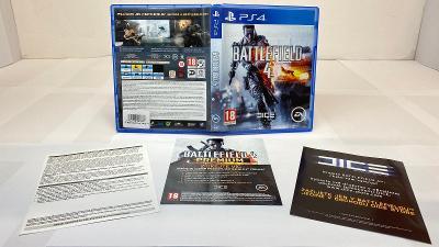Hra PS4 / Playstation 4 Battlefield 4