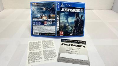 Hra PS4 / Playstation 4 Just Cuase 4
