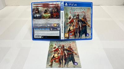 Hra PS4 / Playstation 4 Assassin's Creed Chronicles