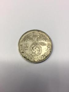 2 marka 1937 A