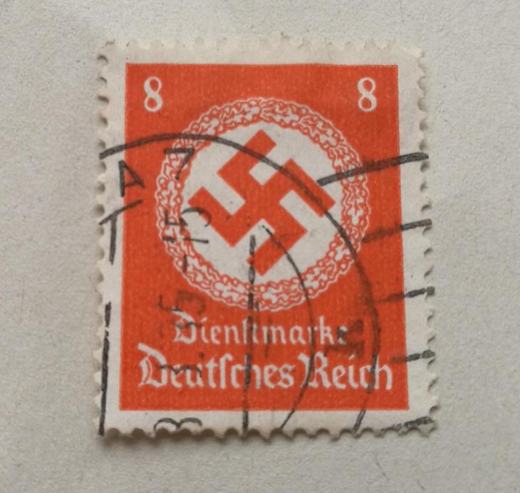 Známka - Německo - Reich - Filatelie