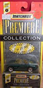 MATCHBOX PREMIERE ´´ DODGE VIPER RT/10 ´´ SERIES 1 1995