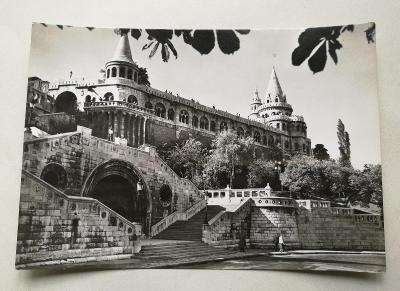 Pohled   Budapešť