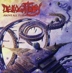 DEROGATORY - Above all Else 12 LP  BLACK vinyl