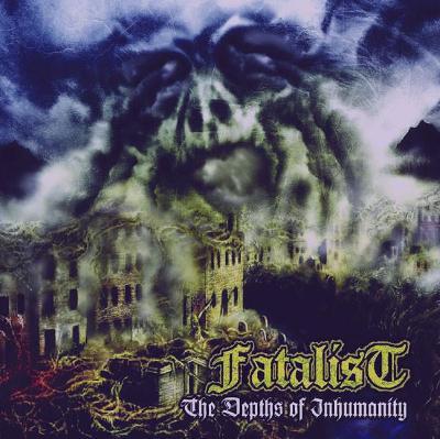 FATALIST - In The Depths Of Inhumanity - 12 LP +CD  BLACK vinyl