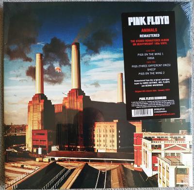 LP PINK FLOYD - ANIMALS (2016) Remaster EU!! GAT MINT - ZABALENÉ!