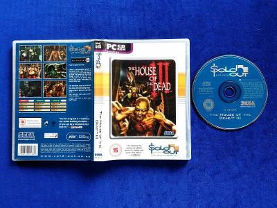 PC - THE HOUSE OF THE DEAD 3 (retro 2002) Top