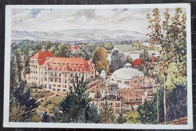 Slovensko Piešťany lázně Irma Palac Thermia hotel Royal