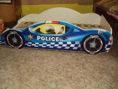 postel policie
