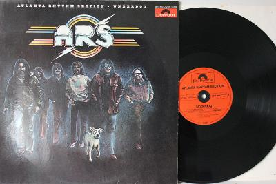 Atlanta Rhythm Section – Underdog LP 1979 vinyl Southern Rock top EX
