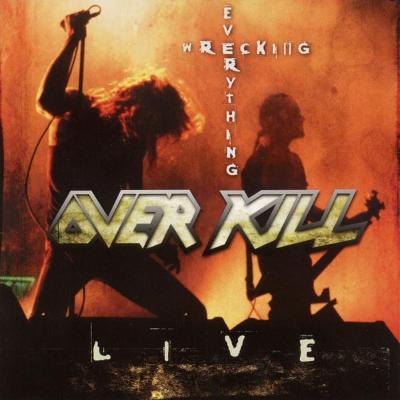 OVERKILL - Everything Wrecking - ( 2002 ) ..... JAKO NOVÉ !!