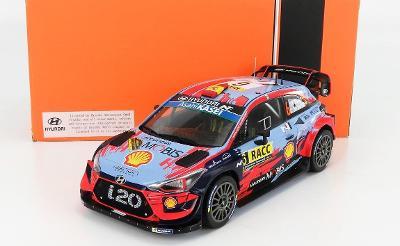 1:18 Hyundai i20 WRC #6 D.Sordo Rallye Catalunya 2019 IXO