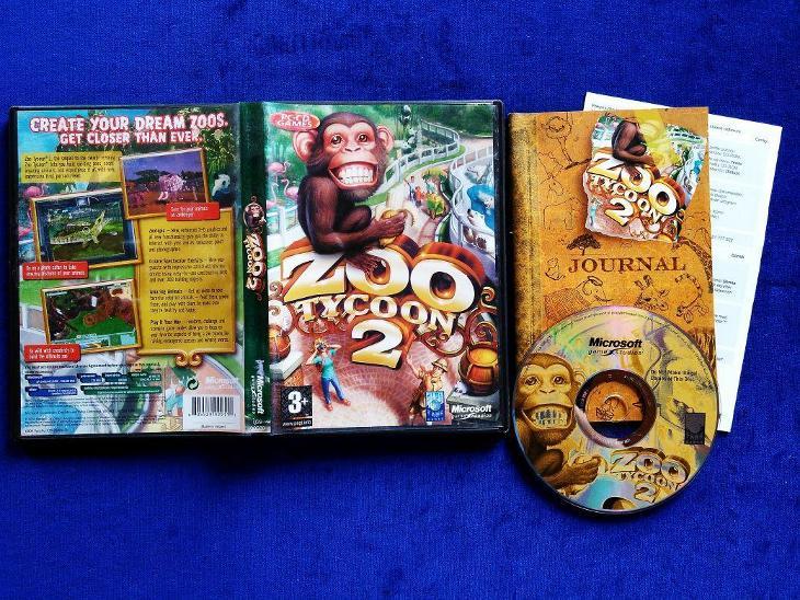 PC - ZOO TYCOON 2 (retro 2004) Top - Hry