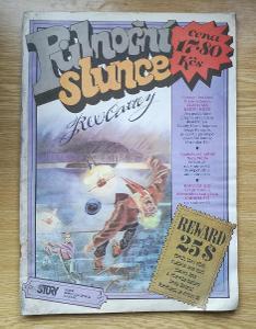 Časopis  Půl noční slunce