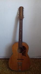 Kytara Cremona 434 - dvanáctistrunná