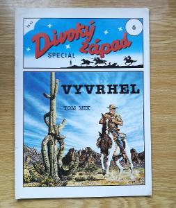 Časopis   Divoký západ speciál 6