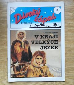 Časopis   Divoký západ speciál 8