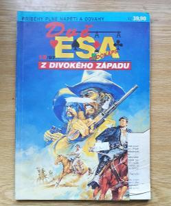 Časopis   Dvě Esa z divokého západu 13/97