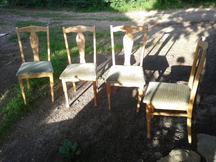 židle - - viz foto - Nábytek