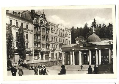 Pohlednice, Mariánské lázně, MF, 28/71