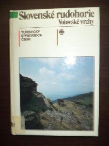Slovenské rudohorie - Volovské vrchy - Turistický sprievodca ČSSR