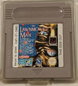 HRA Nintendo Game Boy Lawnmower Man GAMEBOY