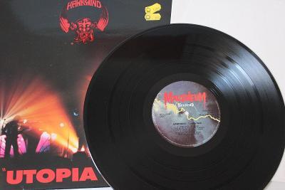 Hawkwind – Utopia 1984 LP 1985 vinyl Space Rock super stav jako nove