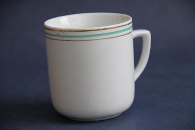 Porcelánový hrnek zn. Lubenec