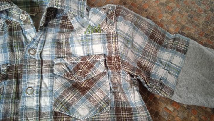 košile vel.68 - Oblečení