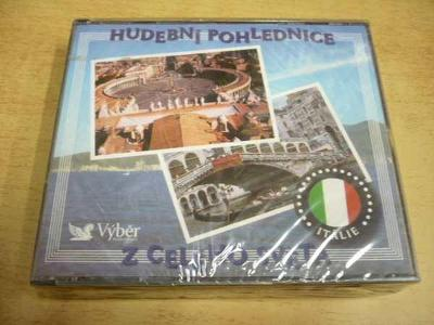 3 CD-SET: Hudební pohlednice z celého světa / NOVÉ