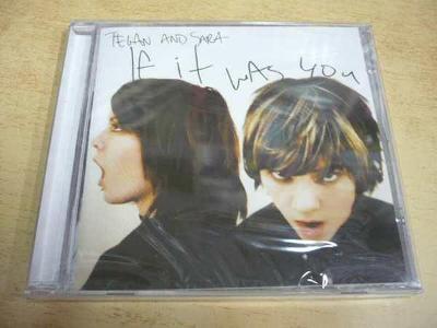 CD TAGAN AND SARA / If It Was You / NOVÉ