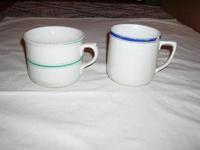 2 kafáče z půdy