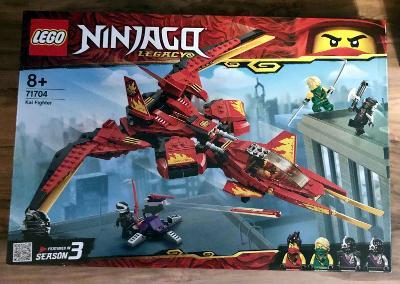 NOVÉ LEGO Ninjago 71704 NEROZBALENÉ