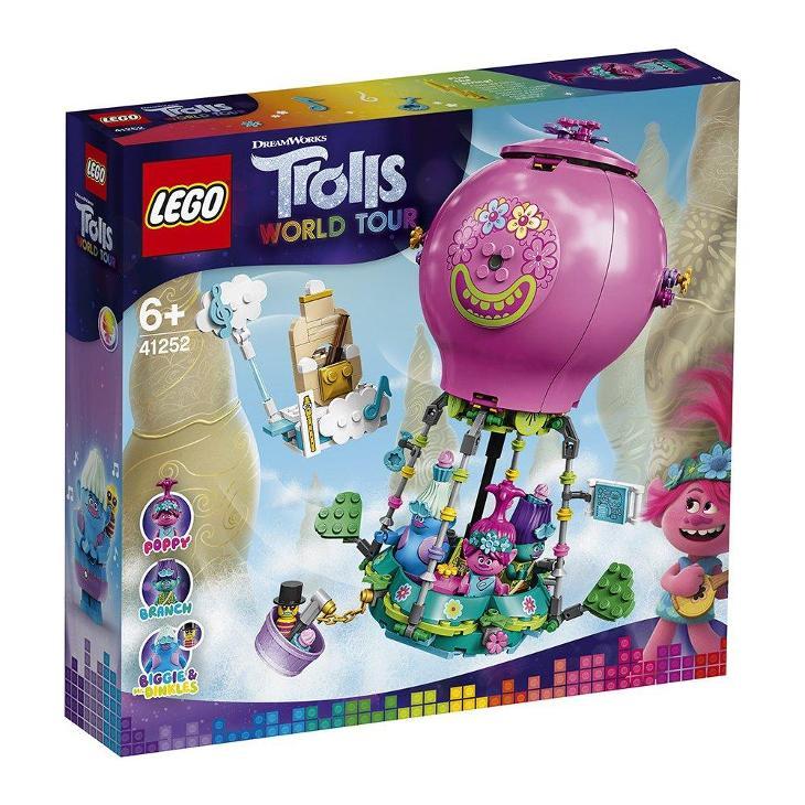 NOVÉ LEGO Trolls 41252 NEROZBALENÉ - Hračky