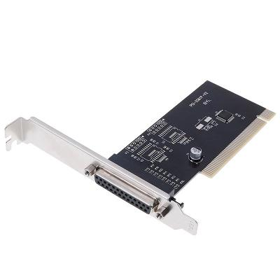 Nový paralelní řadič 25pin LPT (1284) do PCI slotu