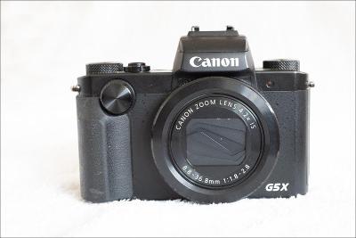 CANON G5X – TOP stav