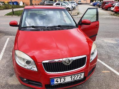 Škoda Fabia 2 Elegance 1.2 51kW, LPG,Klimatizace