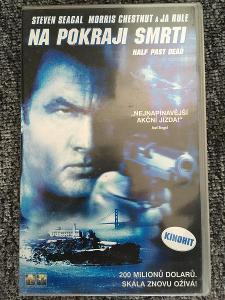 Na pokraji smrti - Steven Seagal - VHS