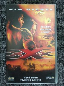 xXx Vin Diesel VHS