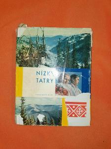 Krásná obrázková kniha - NÍZKÉ TATRY - Od 1 Koruny
