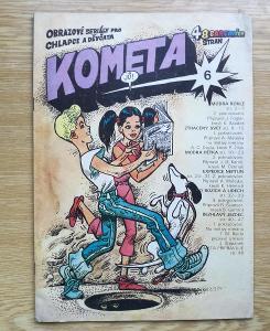 Časopis  Kometa 6