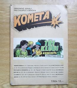Časopis  Kometa 7
