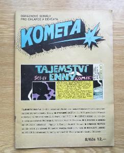 Časopis  Kometa 8