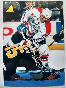 Keith Jones #27 Washington Capitals 1995/96 Pinnacle