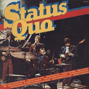 Status Quo – Status Quo (LP)